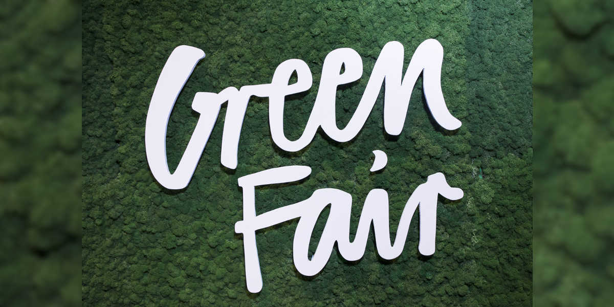 Green Fair - Logo